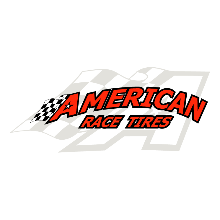 free vector American race tires 0