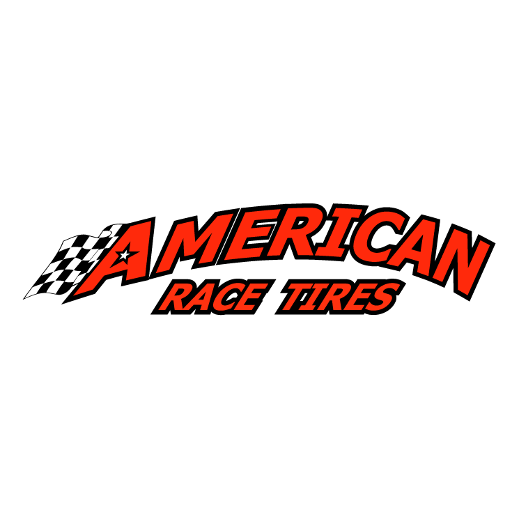 free vector American race tires