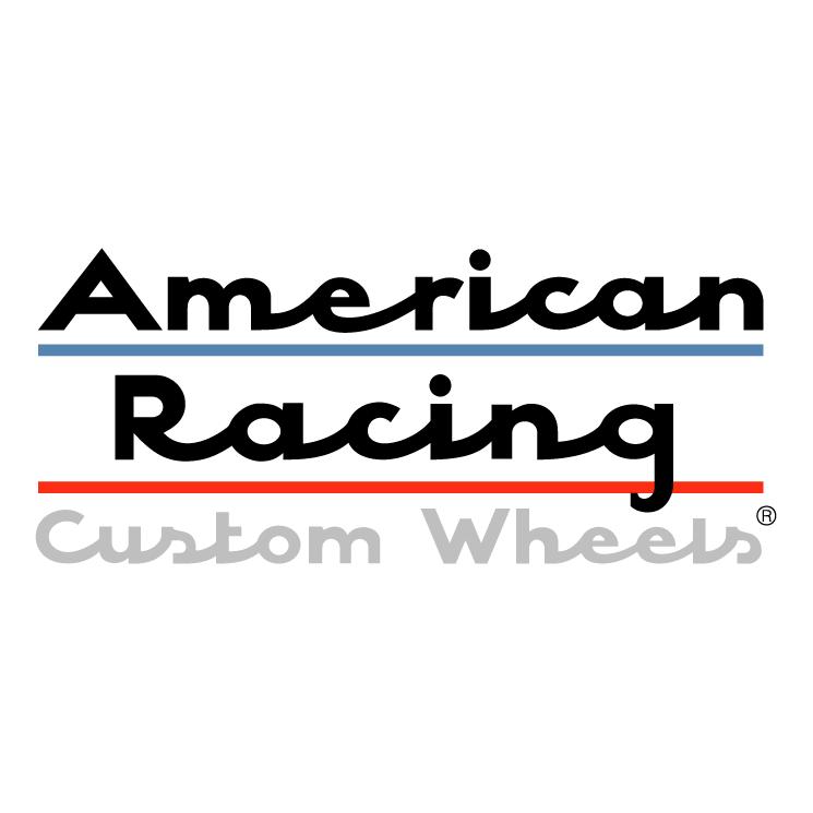 free vector American racing