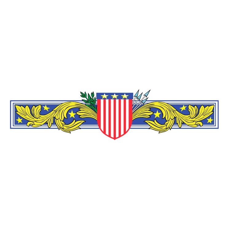 free vector American shield