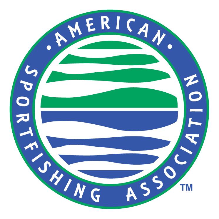 Image result for American sportfishing association logo