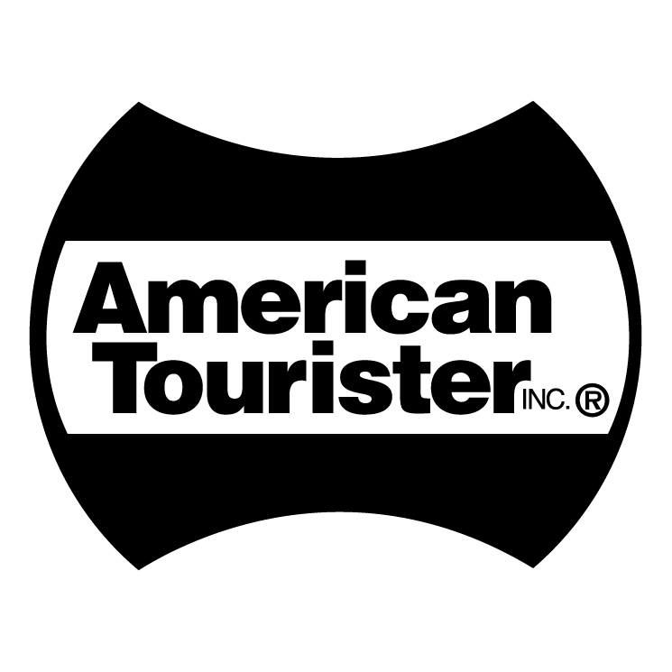 free vector American tourister