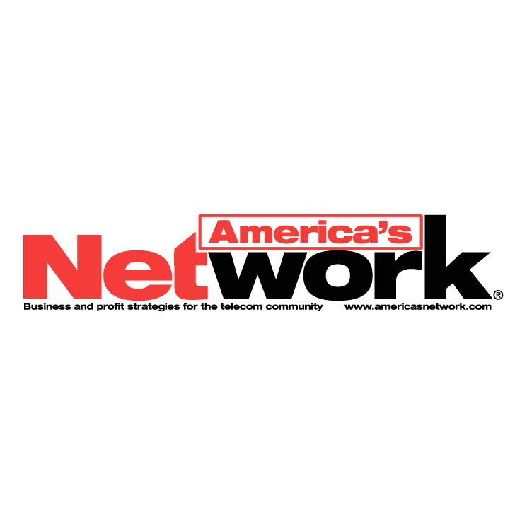 free vector Americas network
