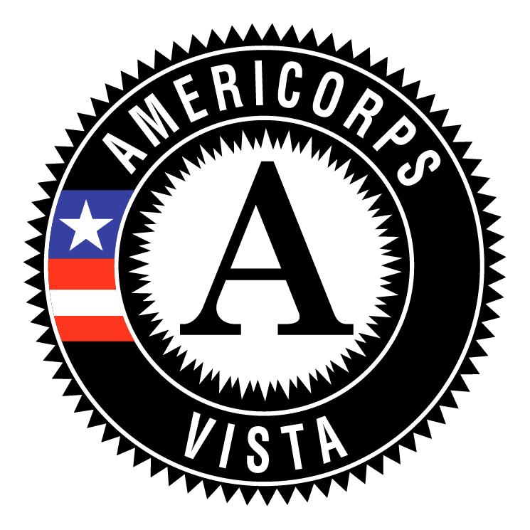 free vector Americorps vista