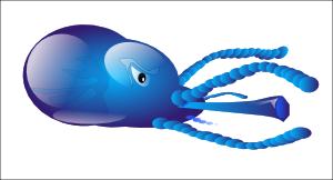 free vector Amibe clip art