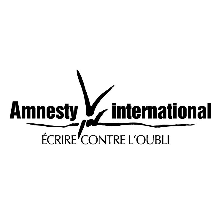 free vector Amnesty international 3