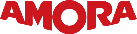 free vector Amora logo