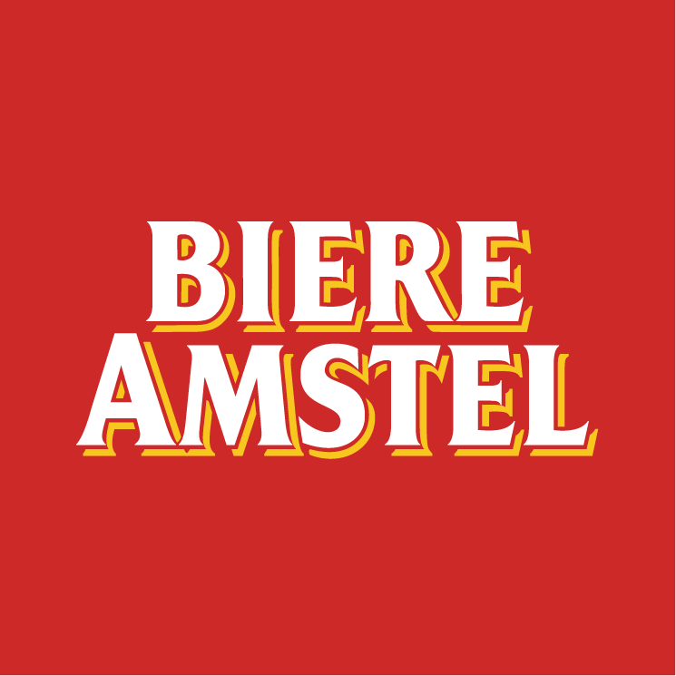free vector Amstel biere