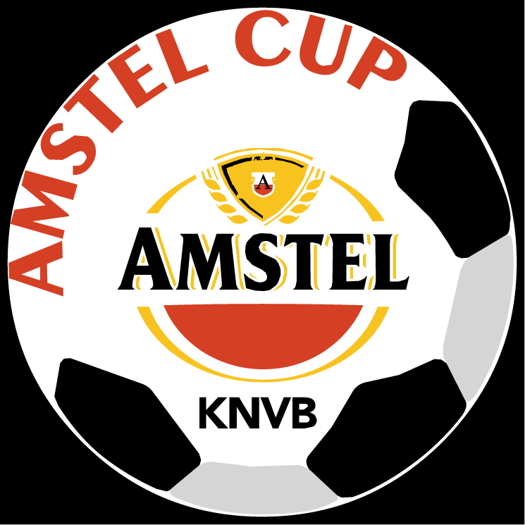 free vector Amstel cup