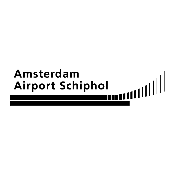 free vector Amsterdam airport schiphol