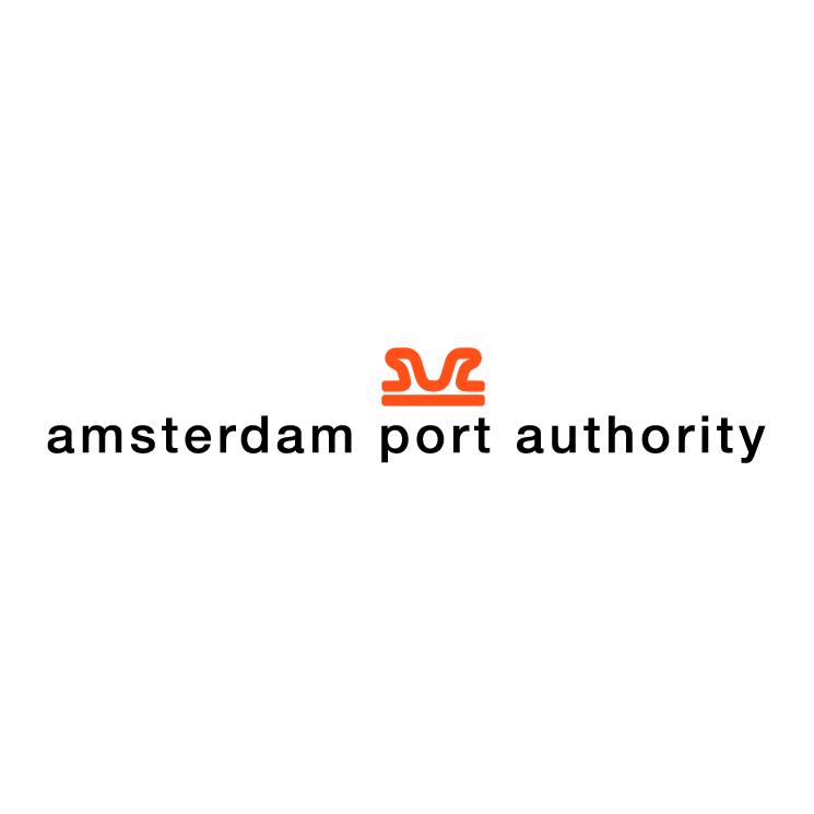 free vector Amsterdam port authority