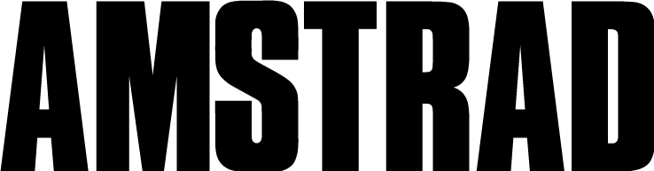 free vector Amstrad logo
