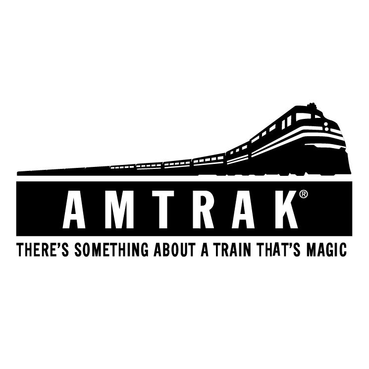 free vector Amtrak 1