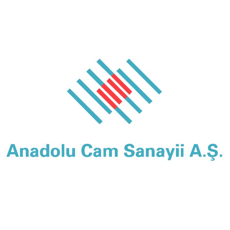 free vector Anadolu cam sanayii