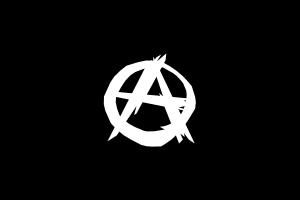 free vector Anarchist clip art