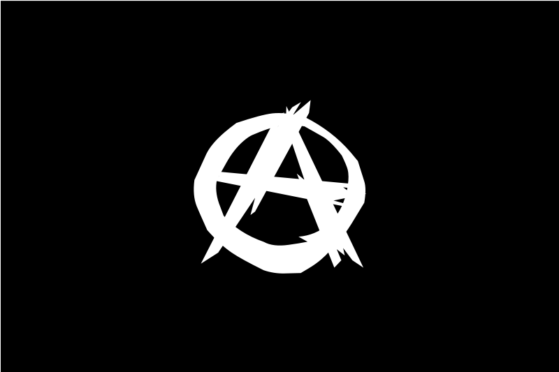 free vector Anarchist
