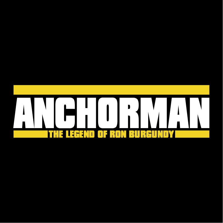 free vector Anchorman