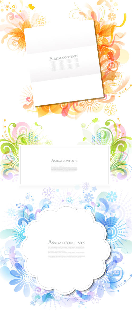 free vector And white pattern vector fashion