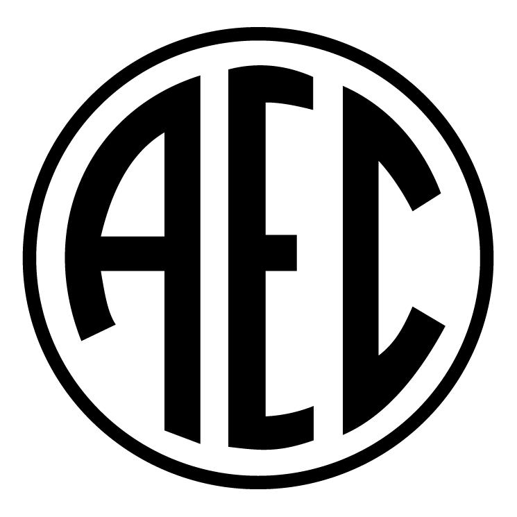 free vector Andira esporte clube de rio branco ac