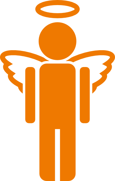 free vector Angel Icon clip art