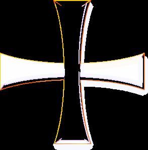 free vector Angelo Gemmi Holy Greek Color Cross clip art
