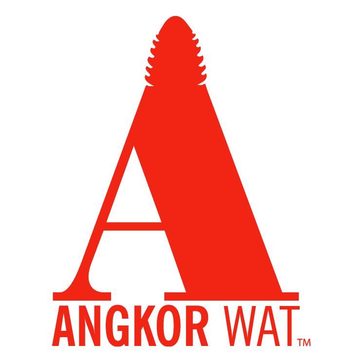 free vector Angkor wat