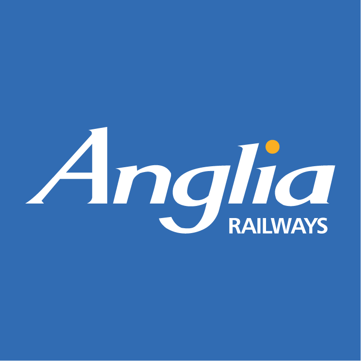free vector Anglia railways