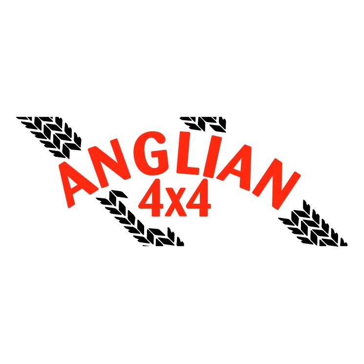free vector Anglian 4x4