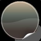 free vector Angular circular web 2.0 style