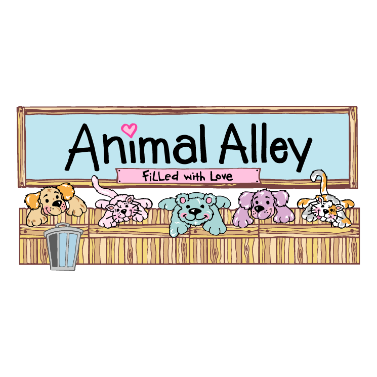 free vector Animal alley