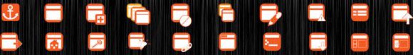 free vector Annanta Icons