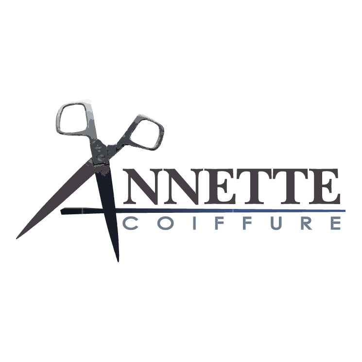 free vector Annette coiffure