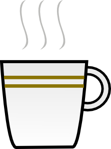 free vector Another Coffee Cup clip art