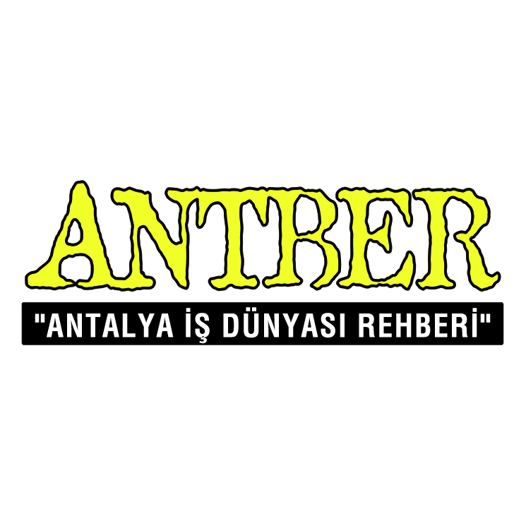 free vector Antber
