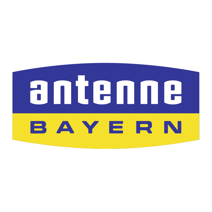 free vector Antenne bayern