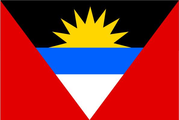 free vector Antigua And Barbuda clip art
