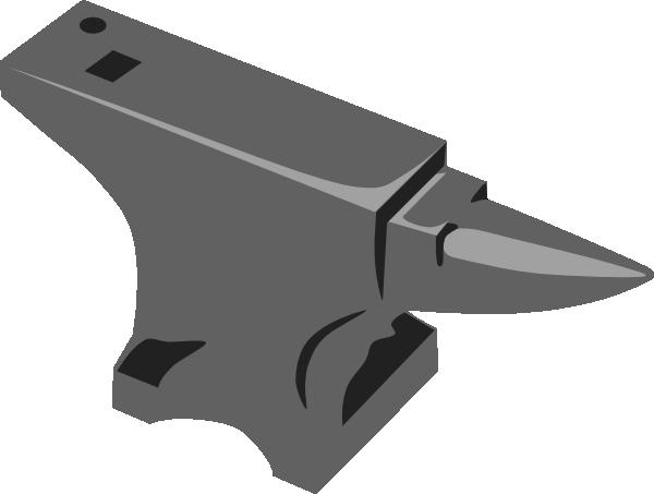 free vector Anvil clip art