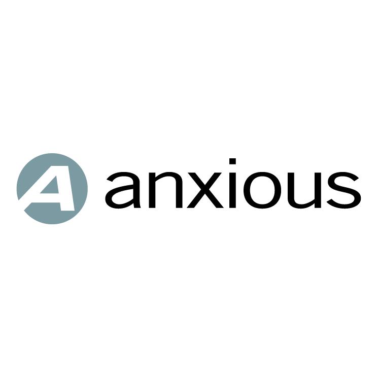 free vector Anxious 0