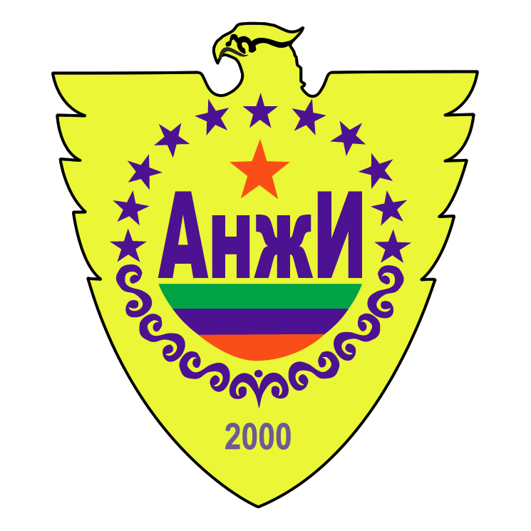 free vector Anzhi mahachkala