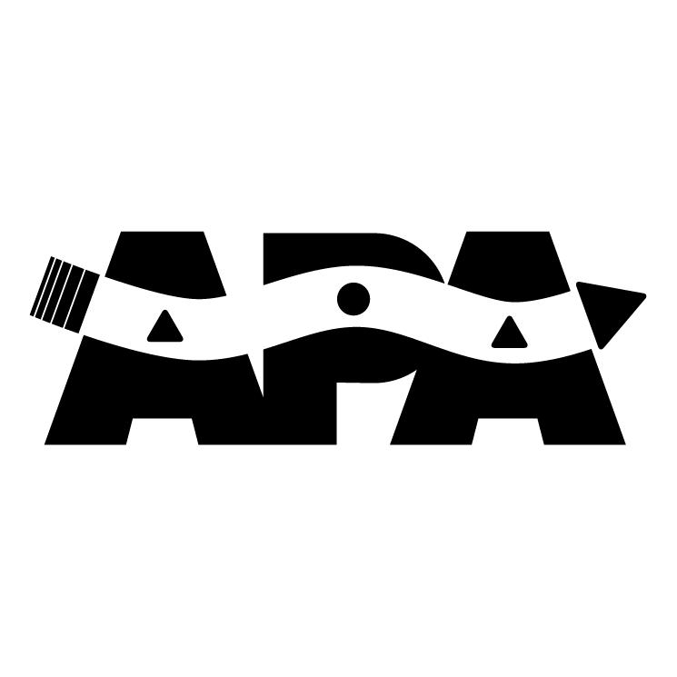 free vector Apa 1