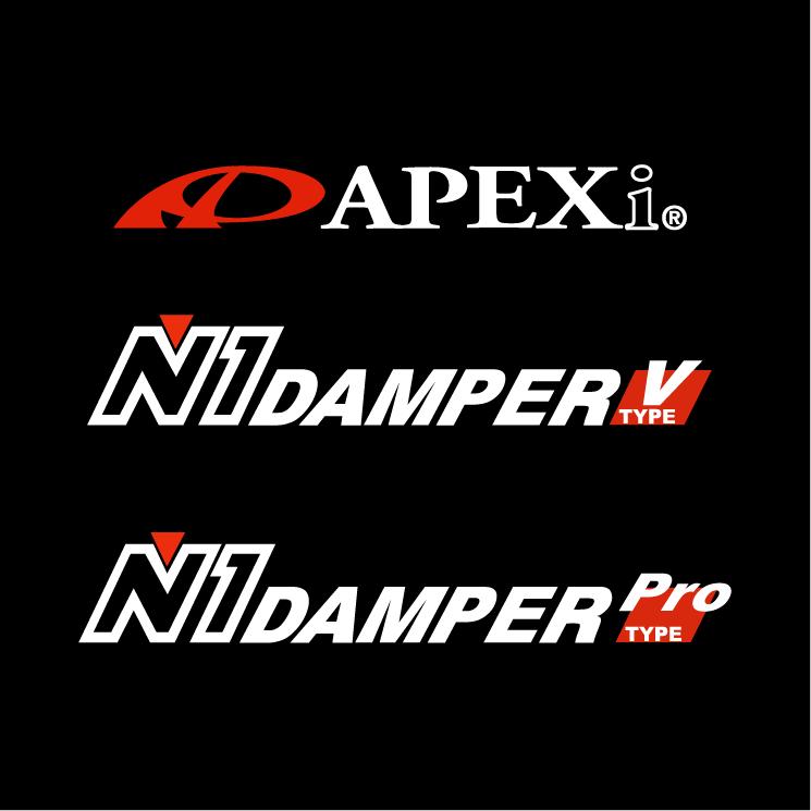 free vector Apexi n1 damper