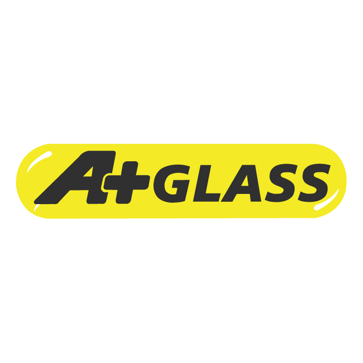 free vector Aplus glass