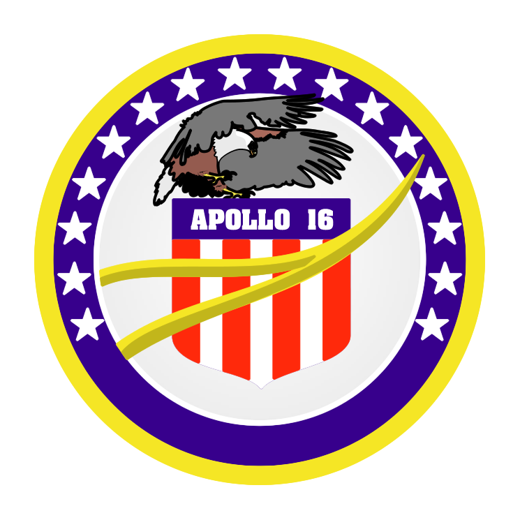 free vector Apollo 16