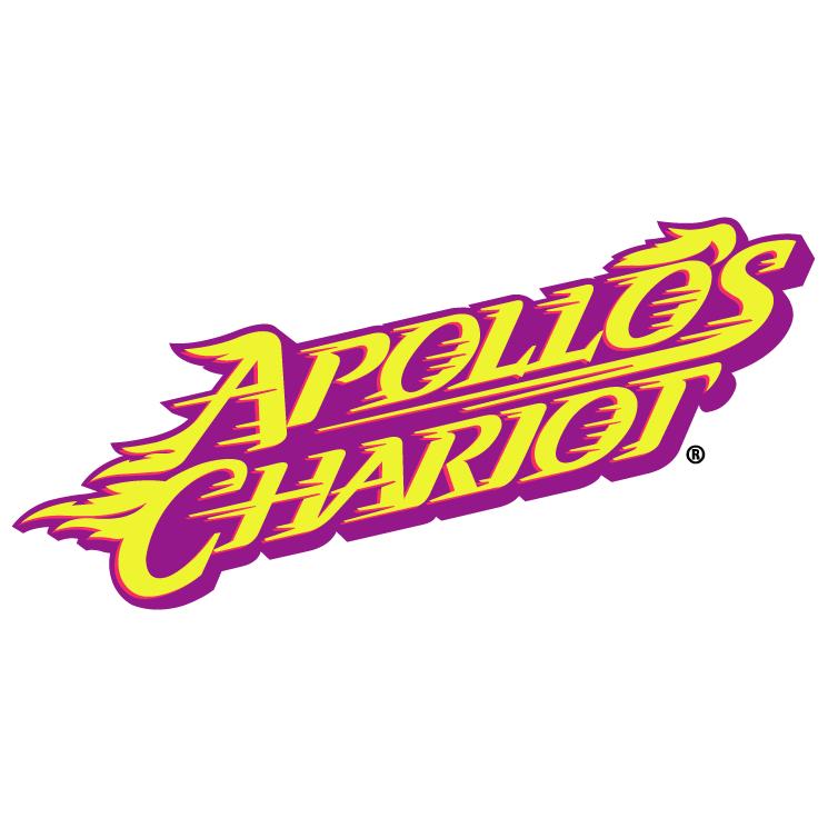 free vector Apollos chariot