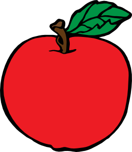 apple clip art free vector 4vector rh 4vector com clip art apple tree clip art apple tree