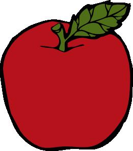free vector Apple clip art