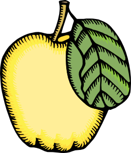 free vector Apple clip art