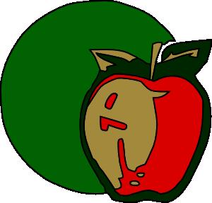 free vector Apple Fruit Plant clip art