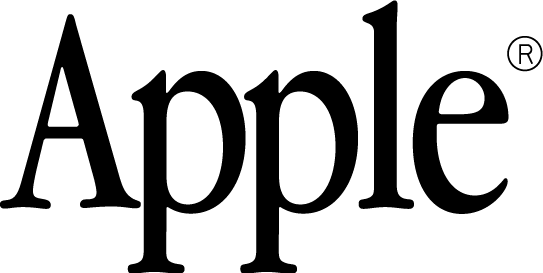 free vector Apple logo2