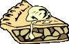 free vector Apple Pie clip art